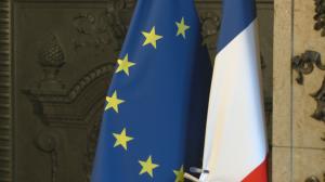 drapeau européen drapeau france