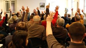 vote démocratique coopératives forestières